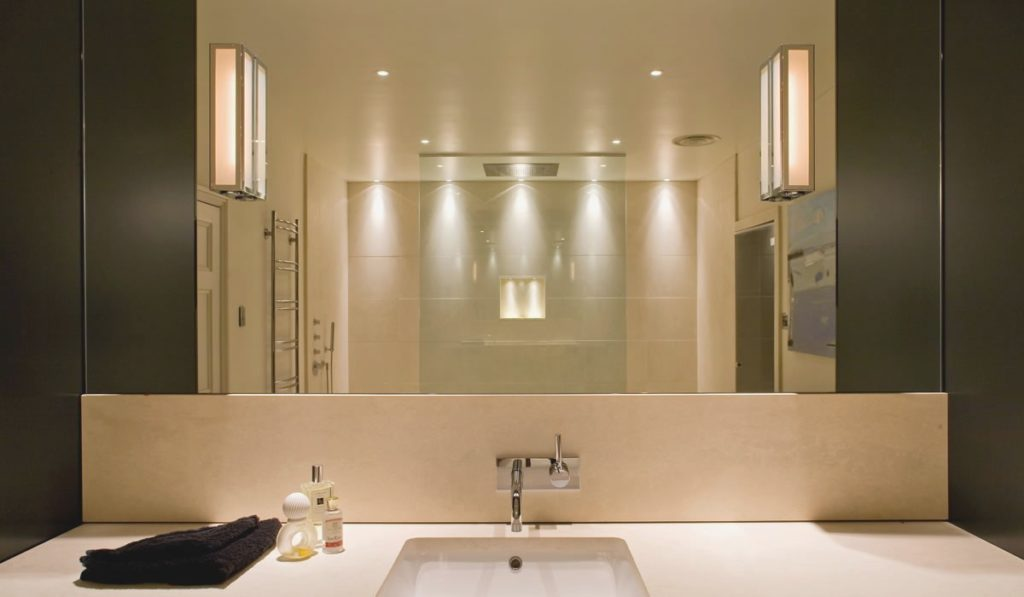 Creative of Luxury Bathroom Lighting Luxury Bathroom Amusing Bathroom Lighting Design Designer Vanity