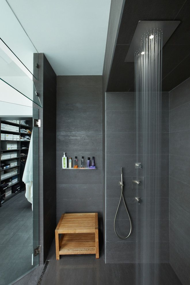 Creative of Modern Bathroom Shower Best 25 Modern Shower Ideas On Pinterest Bany Shower