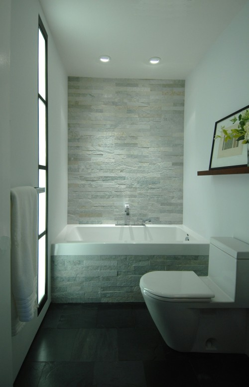 Creative of Modern Bathroom With Tub Bathroom Trendy Small Modern Bathroom With Tub Contemporary