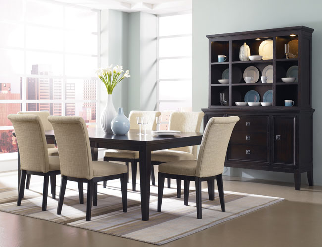 Creative of Modern Dining Room Tables European Modern Dining Room Furniture Vetro European Contemporary