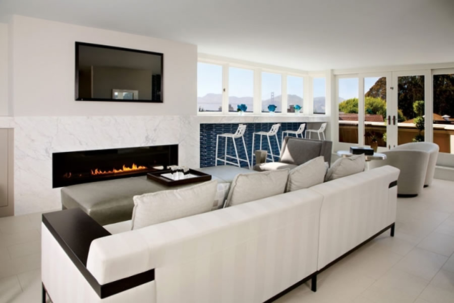 Creative of Modern Lounge Designs Modern Sophisticated Lounge Interior Design Of Peter Thiels House