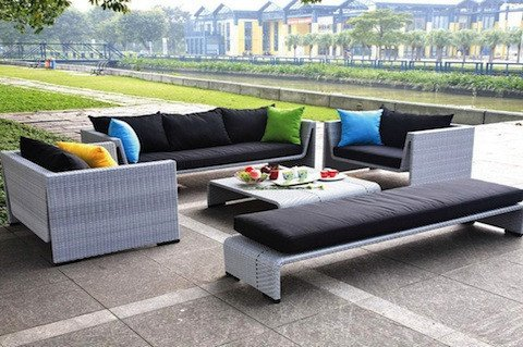 Creative of Modern Metal Patio Furniture Perfect Modern Outdoor Patio Furniture Great Deals On Modern