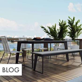 Creative of Modern Outdoor Table And Chairs Modern Outdoor Furniture Accessories Yliving