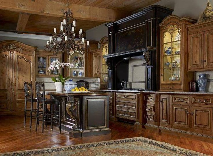Creative Of Old World Kitchen Design Old World Kitchen Design With - Old-world-home-decorating-ideas