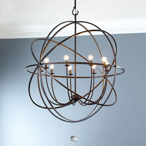 Creative of Orb Light Chandelier Mesmerizing Best Large Orb Chandelier Extra Ballard At