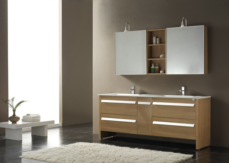 Elegant Contemporary Bathroom Cabinets Fabulous Modern Wooden Style European Bathroom Cabinets Marble