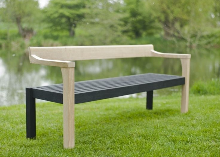 Elegant Contemporary Garden Bench Best 25 Contemporary Garden Furniture Ideas On Pinterest