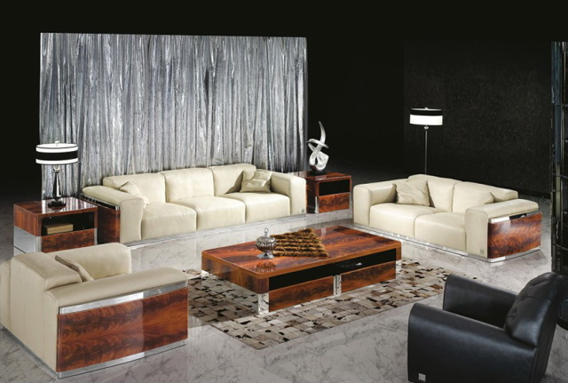 Elegant Contemporary Living Room Sets Contemporary Living Room Furniture Sets Pertaining To Living Room