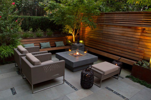 Elegant Contemporary Patio Ideas Sensational Contemporary Patio Designs For Your Enjoyment
