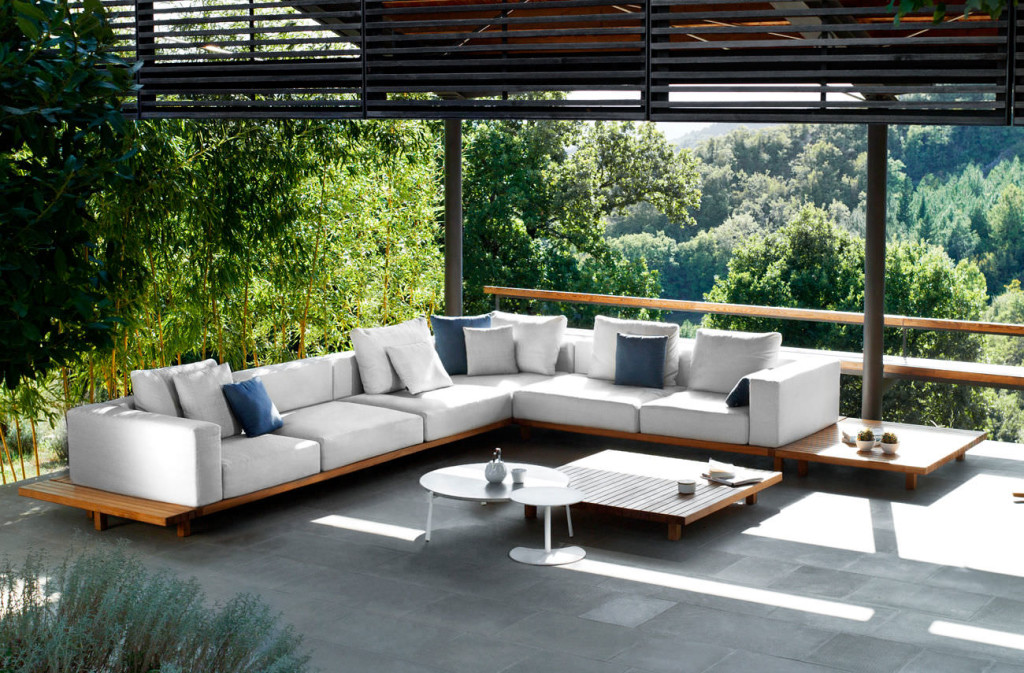 Elegant Contemporary Teak Outdoor Furniture Chic High End Teak Furniture Modern Teak Outdoor Furniture