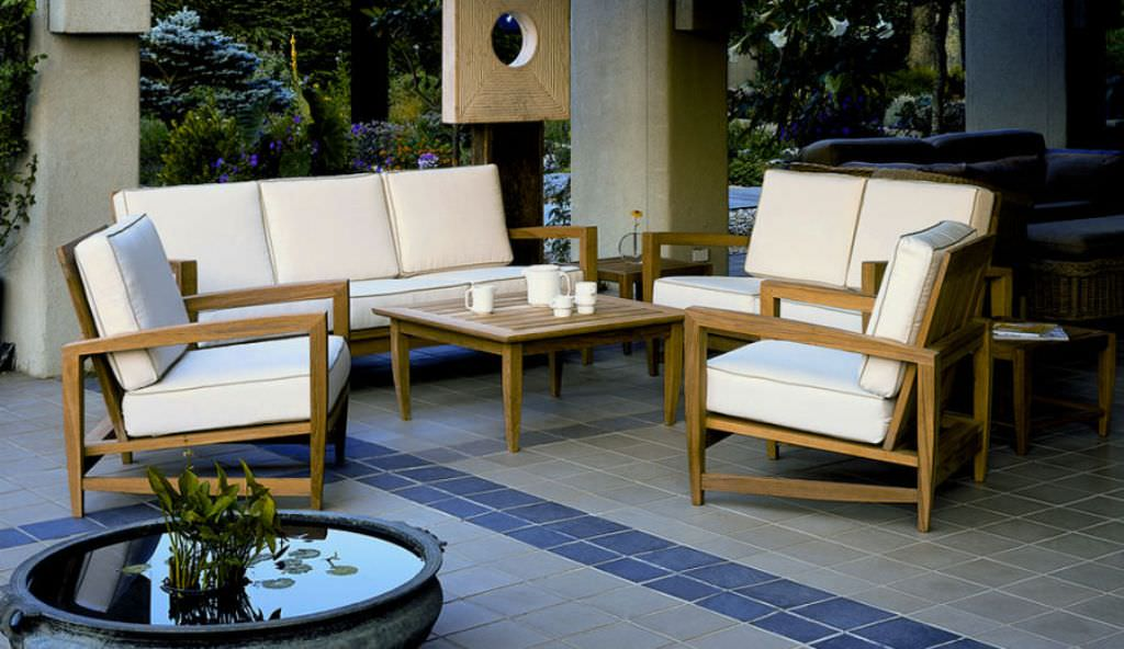 Elegant Contemporary Teak Outdoor Furniture Quality Teak Outdoor Patio Furniture Home Design Lover The