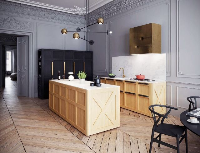 Elegant French Kitchen Design The Most Breathtaking French Kitchens We Want To Cook In Mydomaine