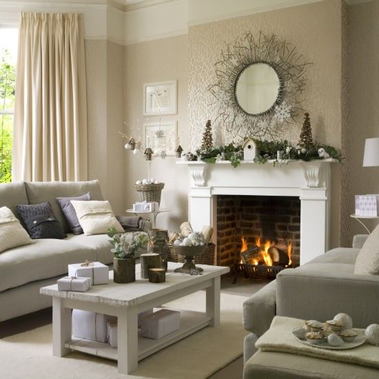 Elegant Front Room Decorating Ideas Best 25 Christmas Living Rooms Ideas On Pinterest Pictures Of