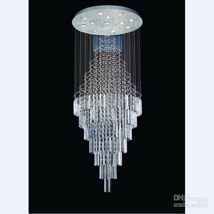 Elegant Hanging Chandelier Lamp Amazing Crystal Pendant Chandelier Lighting Design500500 Crystal