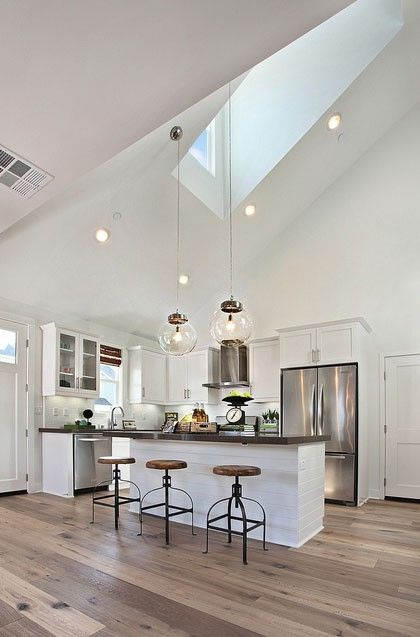 Elegant High Ceiling Lighting Best 25 High Ceiling Lighting Ideas On Pinterest Vaulted