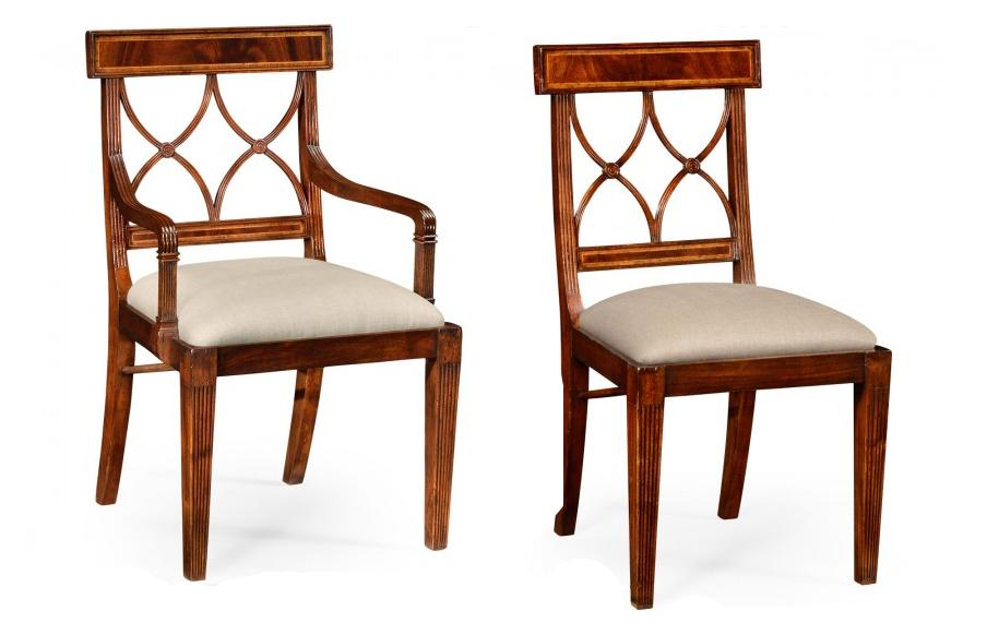 Elegant High End Dining Chairs High End Dining Chairs Regarding Present Residence Dining Room