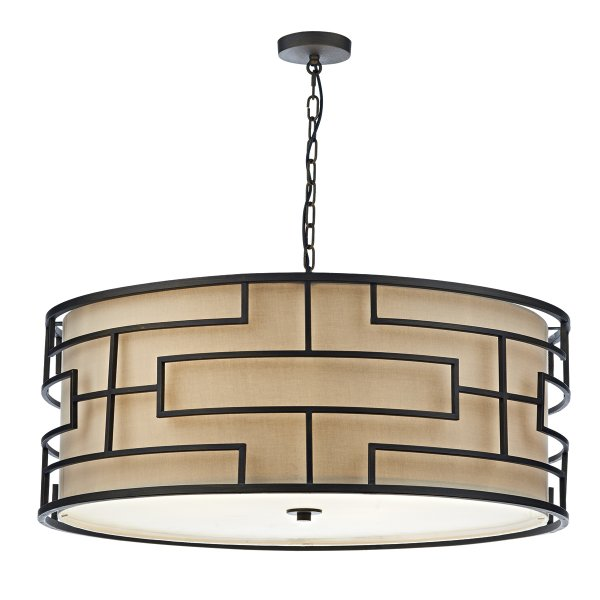 Elegant Large Ceiling Pendant Adorable Art Deco Pendant Lights Large Art Deco Drum Pendant