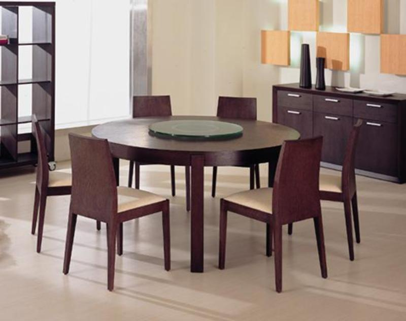 Elegant Large Contemporary Dining Table Best Round Contemporary Dining Table Pictures All Contemporary