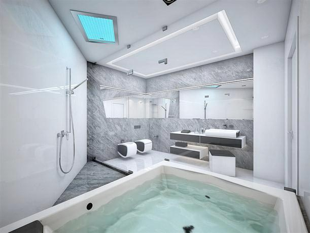 Elegant Luxury Bathtubs And Showers Trend Homes Luxury Walk In Bathtubs For Everyone