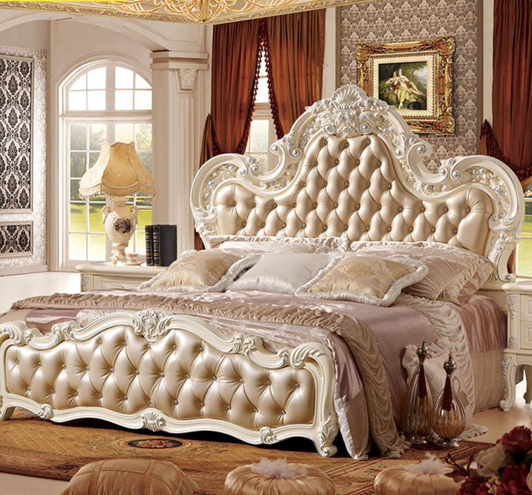 Elegant Luxury Bed Furniture Make A Style Statement With Luxury Bedroom Furniture