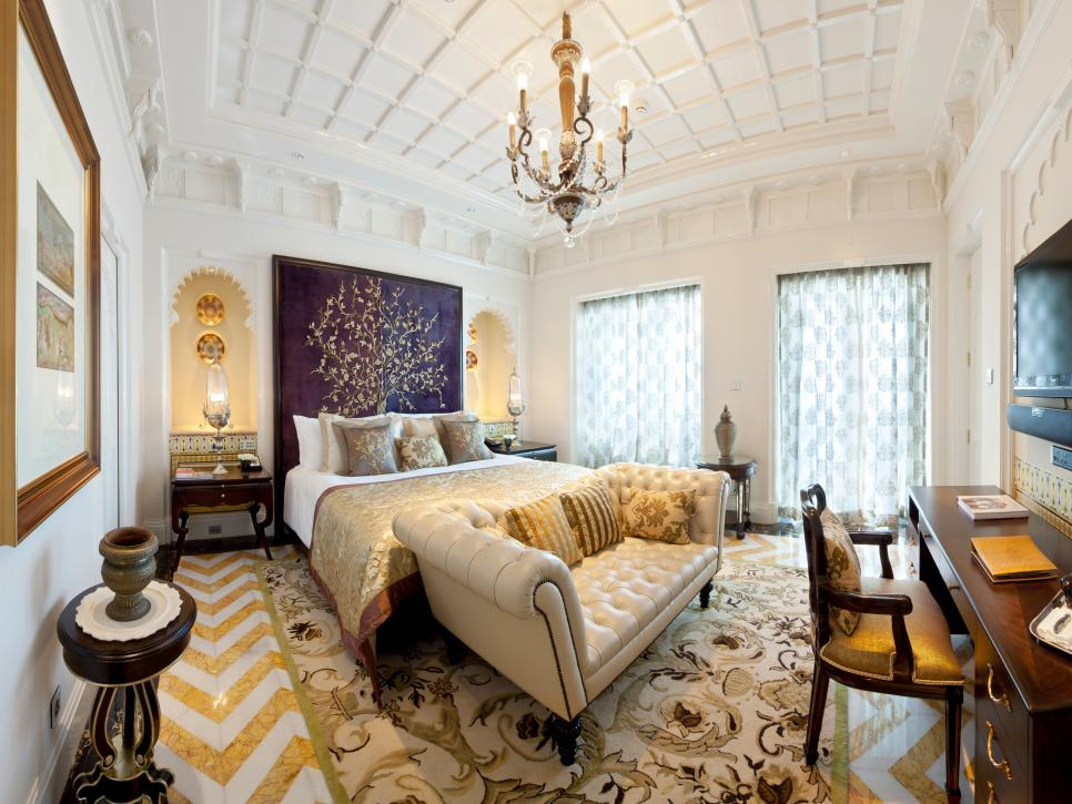 Elegant Luxury Bedrooms Interior Design Tour The Worlds Most Luxurious Bedrooms Hgtv