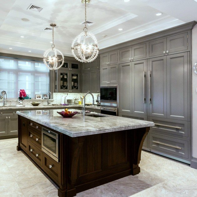 Elegant Luxury Kitchen And Bath Luxurious Kitchens And Baths The Interior Collective