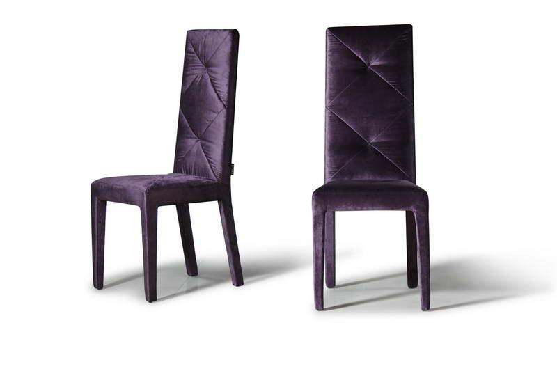 Elegant Luxury Leather Dining Chairs Dining Chairs Astonishing Purple Dining Chair Purple Dining Room