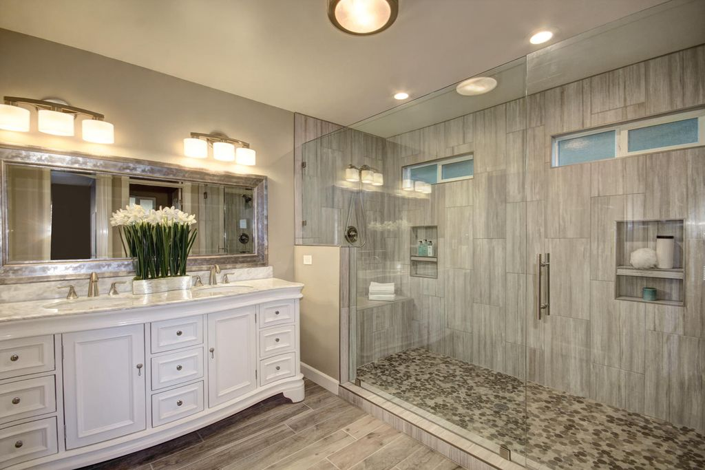 Elegant Luxury Master Bathroom Ideas Luxury Master Bathroom Design Ideas Pictures Zillow Digs Zillow