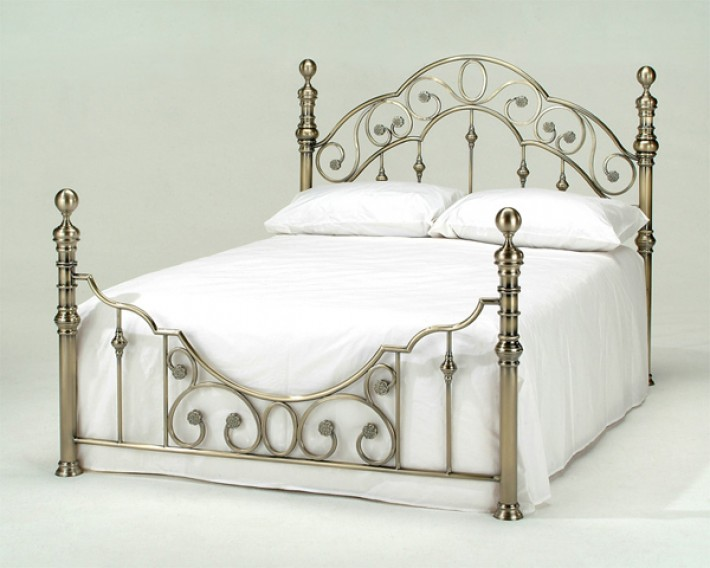 Stylish Luxury Metal Beds Luxury Metal Bed Frames And Fabric Beds Uk