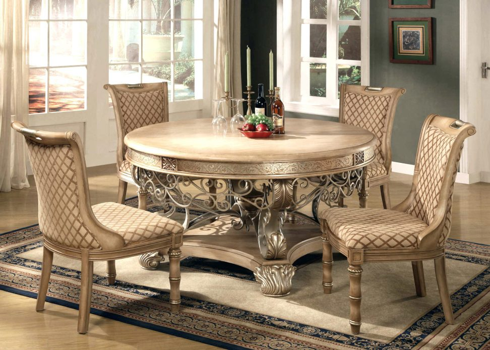 Elegant Luxury Round Dining Table Luxury Round Dining Room Sets Luxury Round Dining Table Sets