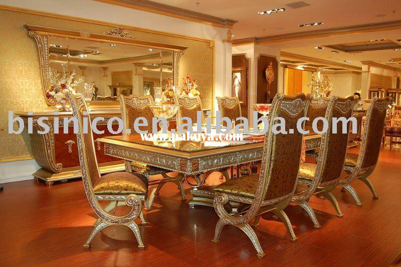 Elegant Luxury Wooden Dining Tables Luxurious Dining Room Sets With Luxury Dining Table And Chairs