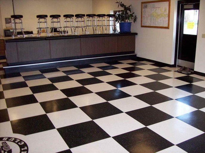 Elegant Lvt Flooring Lowes Tiles Lowes Peel And Stick Tile Home Linoleum Tiles Checkerboard