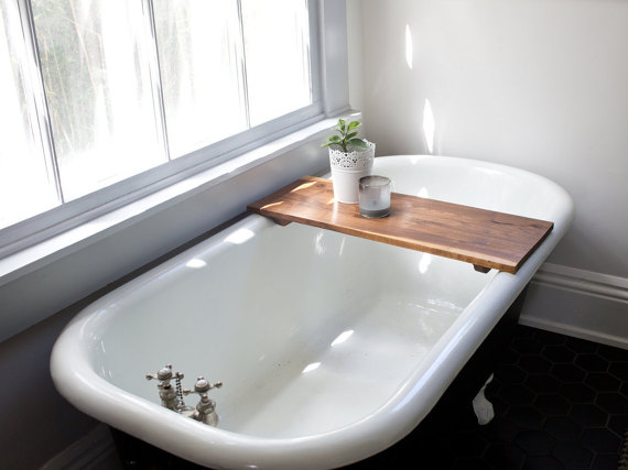 Elegant Modern Bathtub Tray Bathtub Tray Modern Caddy Wooden Bath Tub Caddy Smooth