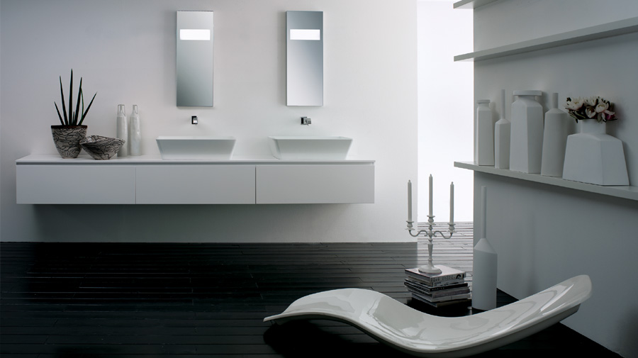 Elegant Modern Contemporary Bathroom Vanities Contemporary Bathroom Vanities Brightpulse With Contemporary