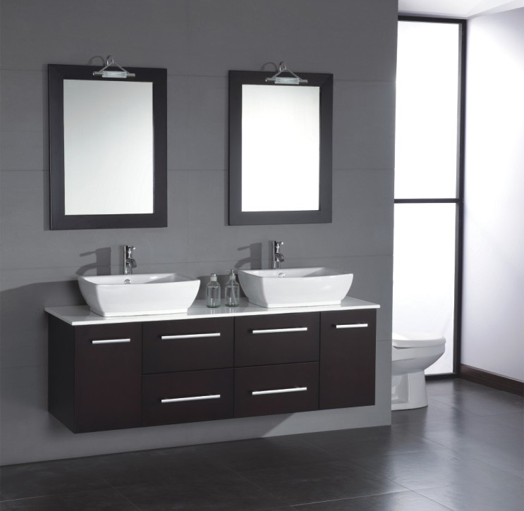Elegant Modern Contemporary Vanity How To Create A Better Looking Bathroom Using Modern Vanities