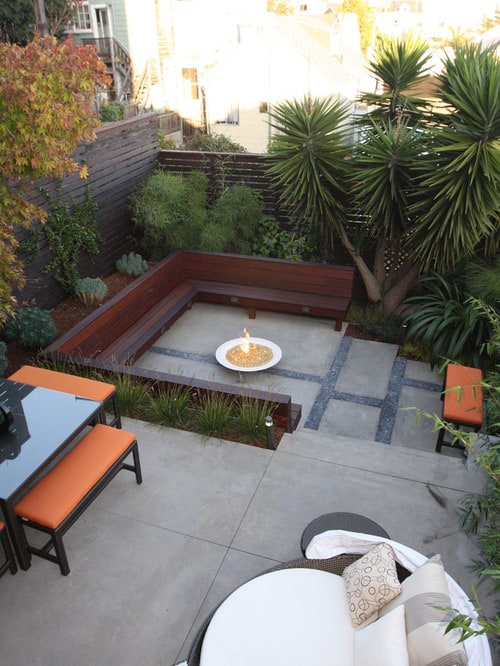 Elegant Modern Patio Design Modern Patio Design House Design