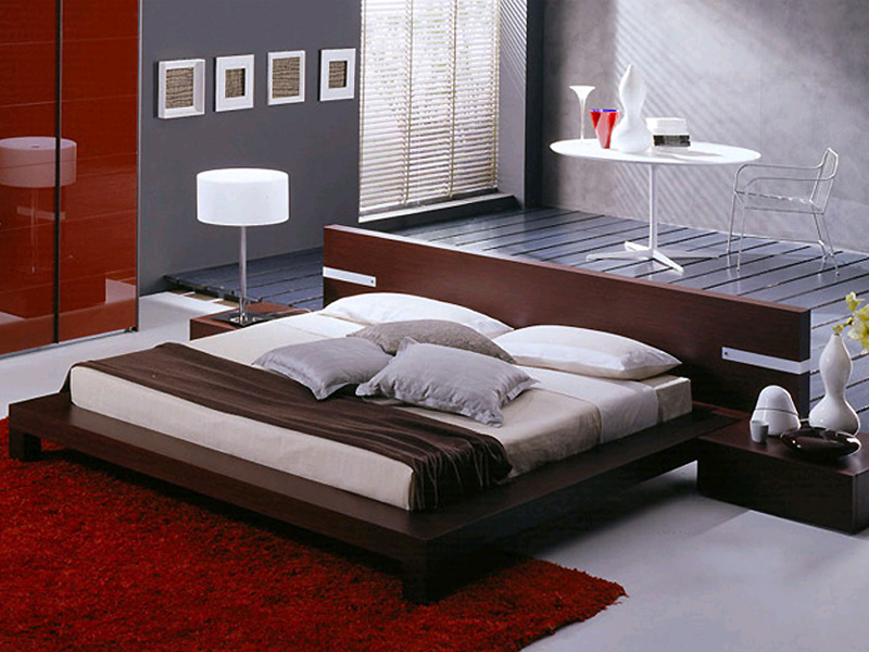 Elegant Modern Style Bedroom Sets Wood Modern Contemporary Bedroom Furniture Contemporary
