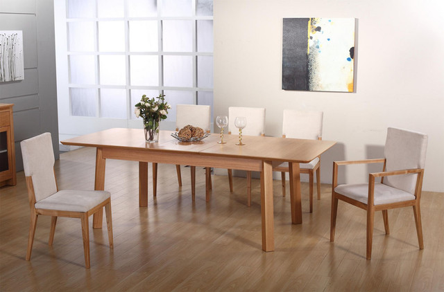 Modern Wood Dining Table Modernfurniture Collection