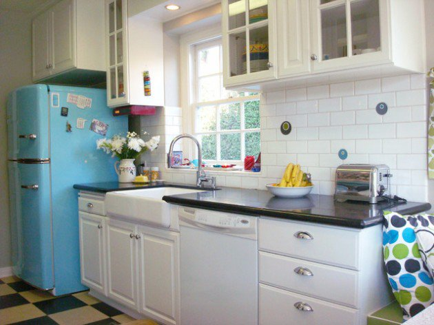 Elegant Retro Kitchen Design Lovely Retro Kitchen Design Ideas