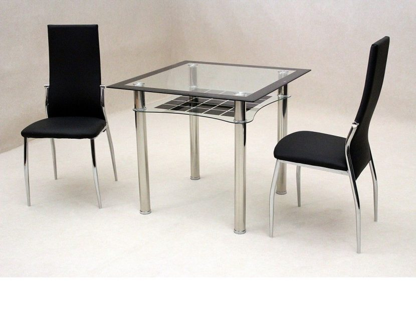 Elegant Small Modern Dining Table Small Modern Dining Table Tjihome Glass And Chairs Clearance Hd I