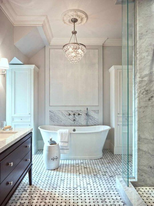 Fabulous Bathroom Chandelier Lighting Best 25 Bathroom Chandelier Ideas On Pinterest Chandelier In