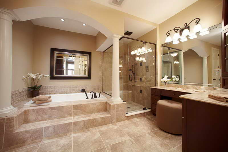 Fabulous Beautiful Modern Bathroom Designs Latest Nice Bathroom Designs Home Decorating Tips And Ideas