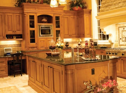 Fabulous Bentwood Luxury Kitchens Bentwood Cabinets Scifihits