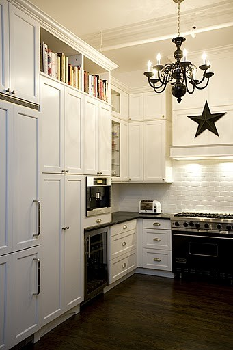 Fabulous Black Kitchen Chandelier Black And White Kitchen Eclectic Kitchen Abcd Design