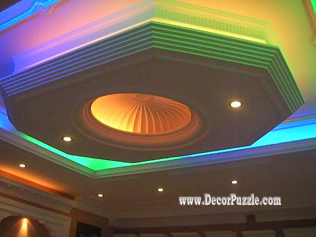 Fabulous Ceiling Led Lights Design 33 Cool Ideas For Led Ceiling Lights And Wall Lighting Fixtures 2017
