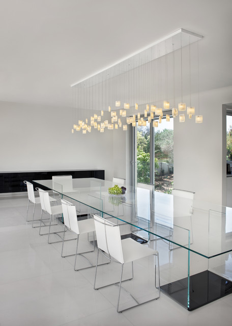 Fabulous Contemporary Dining Lighting Contemporary Dining Room Orchids Chandelier Galilee Lighting