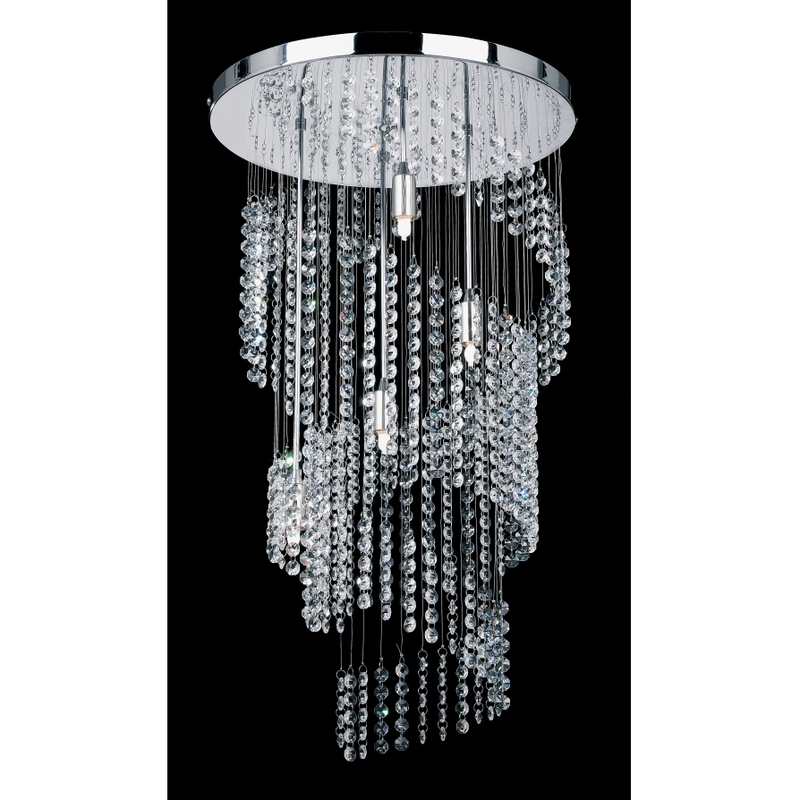 Fabulous Crystal Chandelier Contemporary Design Contemporary Crystal Chandelier Design Interior Ideas Crystal