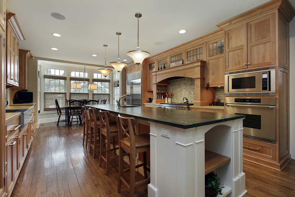 Fabulous Custom Kitchen Layouts 71 Custom Kitchens And Design Ideas Love Home Designs