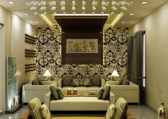 Fabulous Drawing Room Design Western Home Decorating Modern Drawing Room Design Radhika Gupta