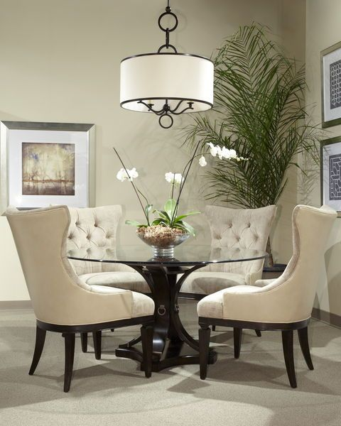 Fabulous Elegant Round Dining Room Sets Cool Elegant Round Dining Room Sets 58 On Round Dining Room Tables